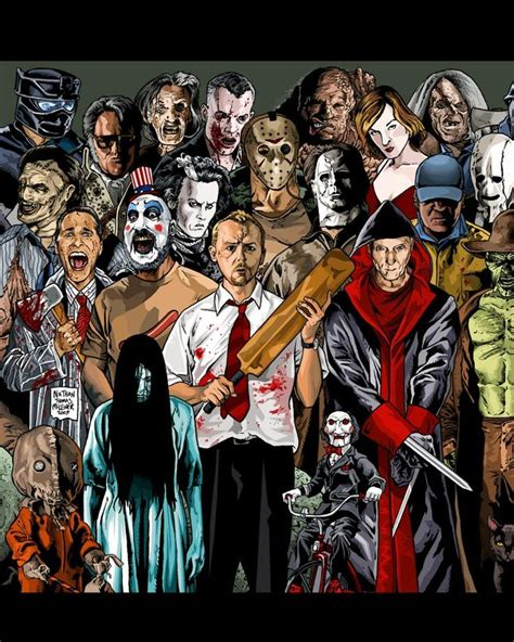 film cartoon horror great modern horror characters pt 1 oh the horror
