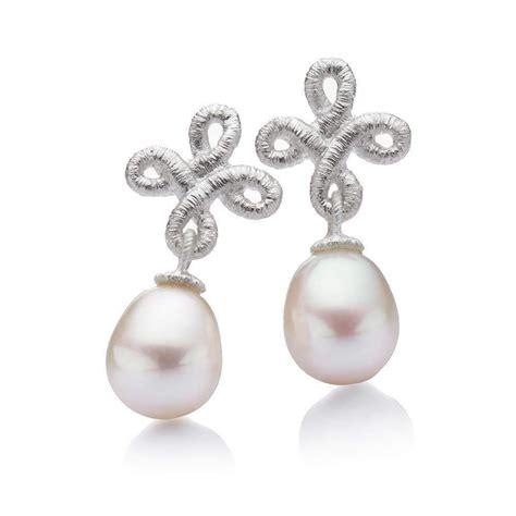 Hochzeit Ohrstecker Ohrringe Ohrringe Perlen brautschmuck ohrringe perlen bappa info