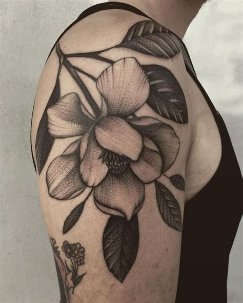 magnolia flower tattoo designs 35 lovely magnolia designs amazing ideas