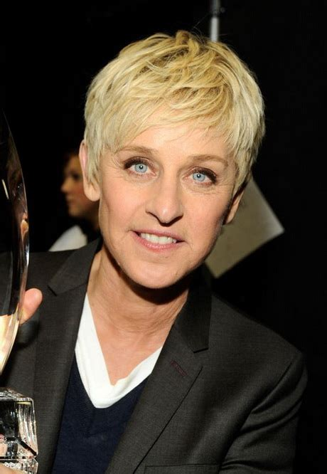degeneres haircut 2014 very short haircuts for women over 50
