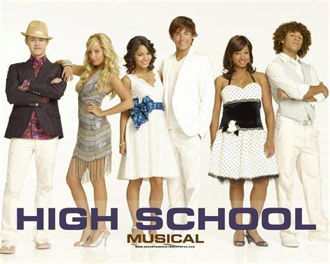 high school musical hsm high school musical wallpaper 7091933 fanpop