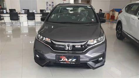 New Honda Jazz Rs 2017 new honda jazz rs 2017 terbaru pengen ganti mobil