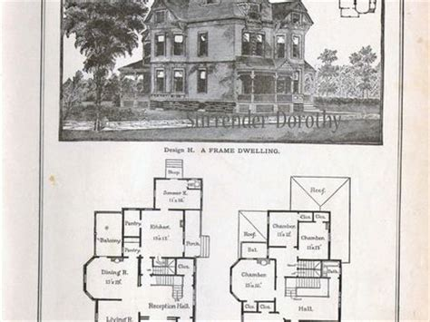 vintage victorian house plans classic victorian home antique home plans mexzhouse com