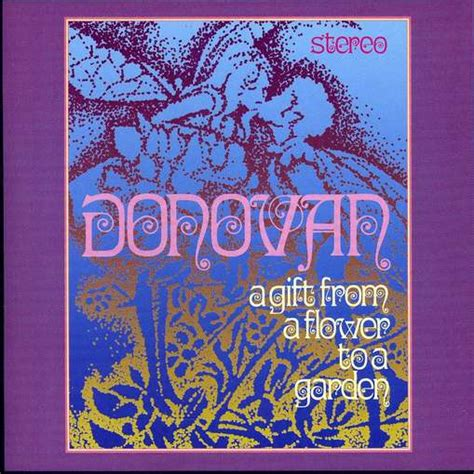 Donovan A Gift From A Flower To A Garden Donovan A Gift From A Flower To A Garden Records Vinyl And Cds To Find And Out Of Print