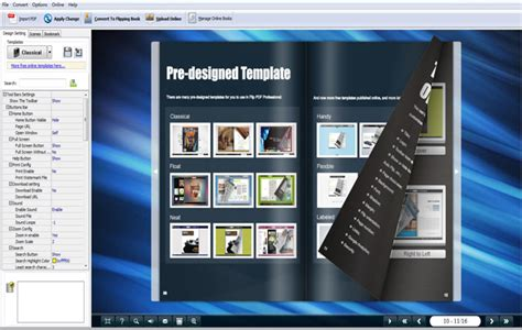 tutorial flash flip book download free flash flip book creator by flippdf com v 3 8