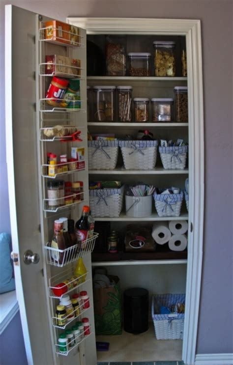 Small Pantry Door Images Maximize Space The Doors And Small Pantry