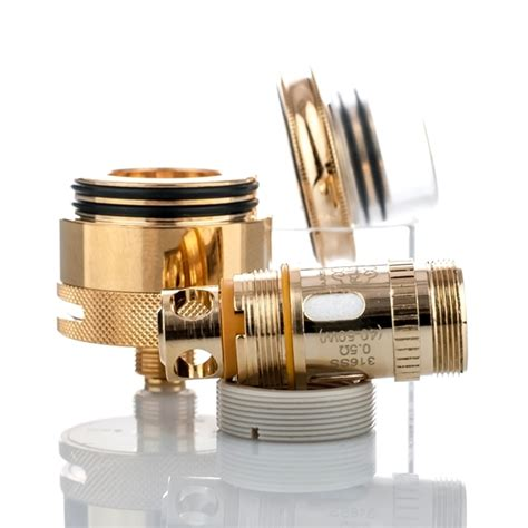 Dotmod Rta Authentic dotmod petri 24k gold plated sub ohm tank
