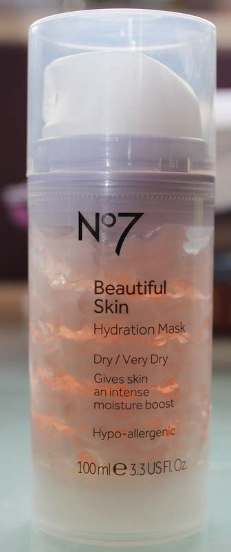 no 7 hydration pooches and no7 beautiful skin hydration mask