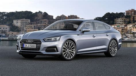 Neuer Audi A5 Sportback by 2018 Audi A5 Sportback Render Previews Plausible Future