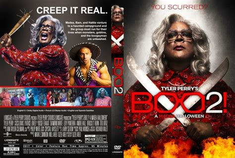 movie releases tyler perrys boo 2 a madea halloween by tyler perry tyler perry s boo 2 a madea halloween dvd covers labels by covercity