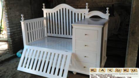 Tempat Tidur Bayi Jepara tempat tidur bayi minimalis mebel jepara furniture