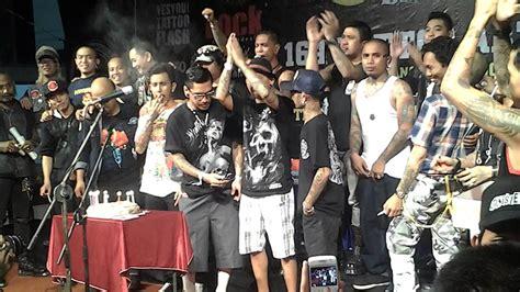 indonesian subculture tattoo ultah isc 9th indonesian sub culture youtube