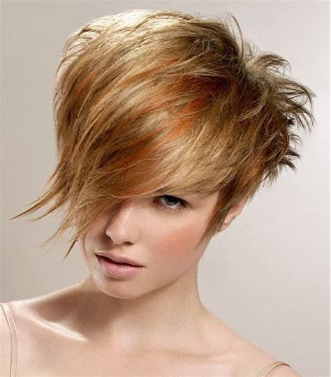 funky asymmetric hairstyles fans vr 46 funky blonde hairstyles 2010