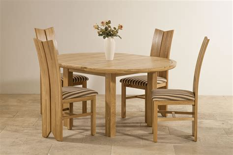 Solid Oak Extending Dining Table And 4 Chairs Knightsbridge 5ft 3 Quot Solid Oak Extending Dining Table 4 Tulip Solid Oak