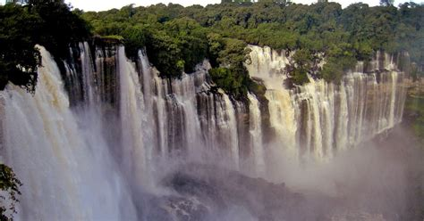 famous waterfalls in the world most famous largest waterfalls in the world 2017 top 10 list