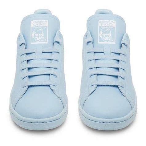 stan smith light blue raf simons x adidas originals stan smith sky blue low top