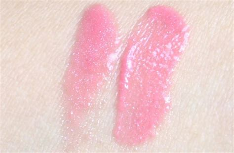 Lipgloss Wardah Pale Pink thenotice korres goddess colour collection review photos swatches for all your pale