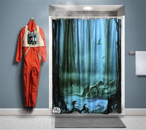 star wars curtains next star wars dagobah shower curtain