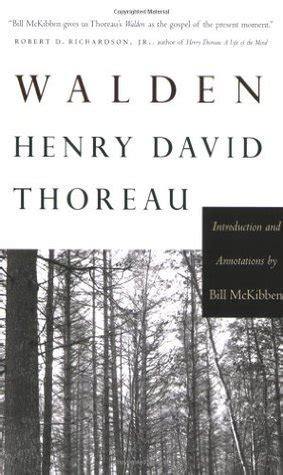 walden book edition walden by henry david thoreau