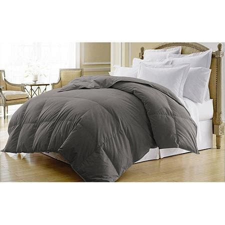 gray down comforter queen dobby stripe duck down comforter 400 thread count full