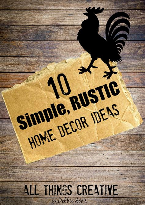 pinterest rustic home decor fascinating 10 rustic home decor inspiration of best 20