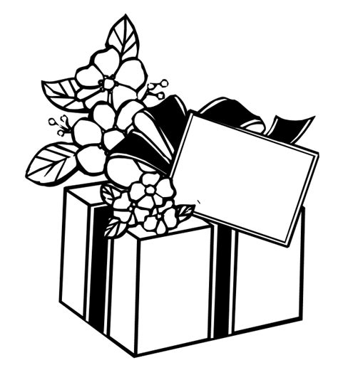 coloring pages  xmas gift boxes  print  coloring