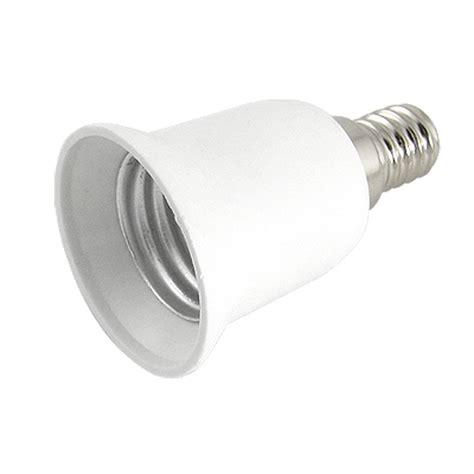 Ba 205a Konverter Fitting E14 To E27 Converter Lu Cabe light bulb socket converter adapter holder adaptor e27 b22 gu10 e14 mr16 the gadget