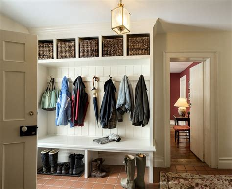 mudroom furniture ideas furniture saving small and narrow entryway spaces with