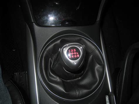 Rx8 Illuminated Shift Knob by Just Installed Illuminated Shift Knob Rx8club