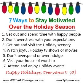 7 Reasons To Be Happy The Holidays Are by Quotes About Stress Quotesgram