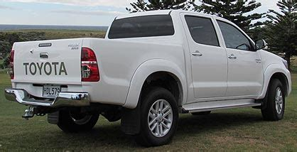 Toyota Club Nz Toyota Adds Edge To Nz S Ute Battle Stuff Co Nz