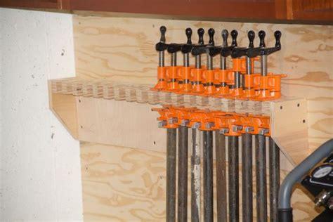 pipe clamp storage rack  concord carpenter