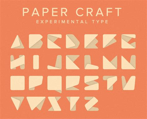 Types Of Paper Crafts - 1000 images about paper typo on