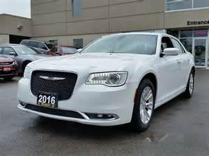 Chrysler Cars 2016 Chrysler 300 Touring Lindsay Ontario Used Car For