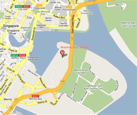sands resort map marina bay sands sg singapore free n easy travel
