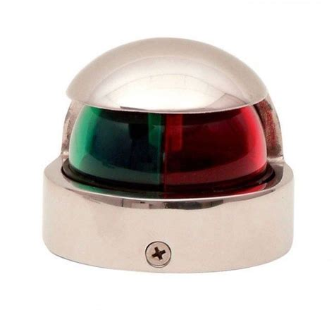 boat navigation lights position led boat navigation light 316 stainless steel bi colour