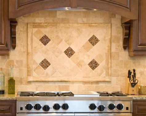 tumbled marble kitchen backsplash tumbled stone backsplashes for kitchens gold and