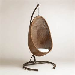 outdoor hanging egg chair hanging egg chair world market