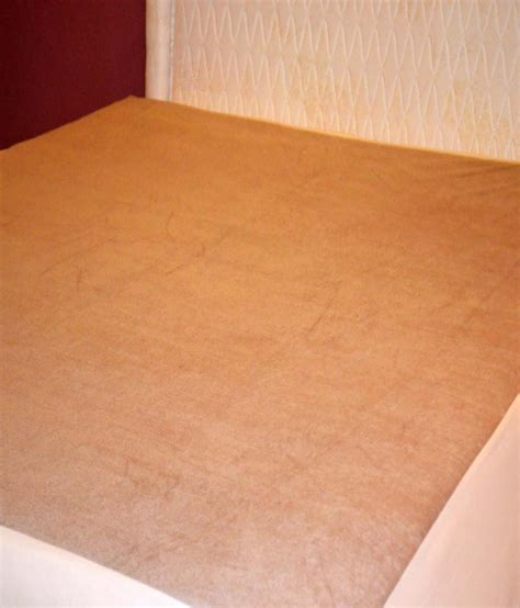 Mattress Size 72 X 84 trance waterproof cotton mattress protector brown king