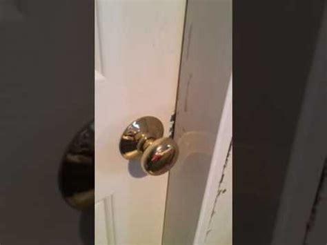 open your locked bathroom door youtube