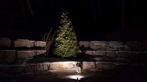 landscape lighting our work toronto landscape design