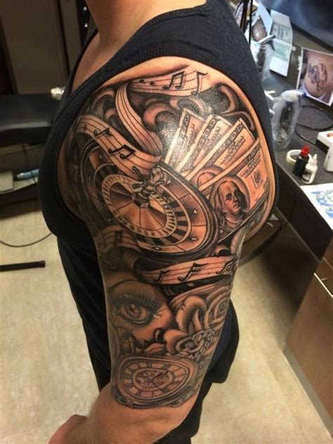 tattoo upper arm sleeve designs 47 sleeve tattoos for men design ideas for guys