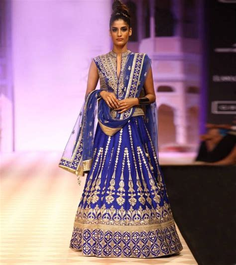Heavy Bridal Lehangas Baju India 77 the jaipur by dongre south asian fashion