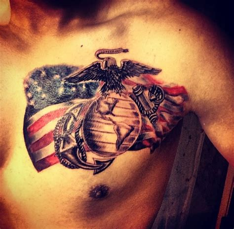 ega tattoo usmc marines ega tattoos merica tattoos