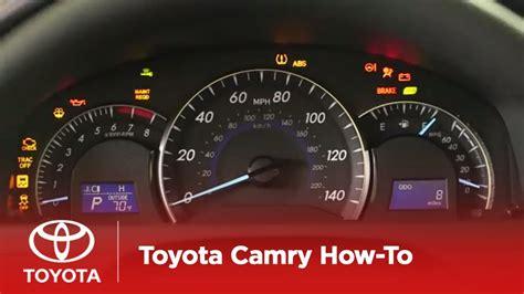 Toyota Camry 2017 Warning Lights Decoratingspecial Com