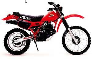 Honda Xr250 Honda Xr250r