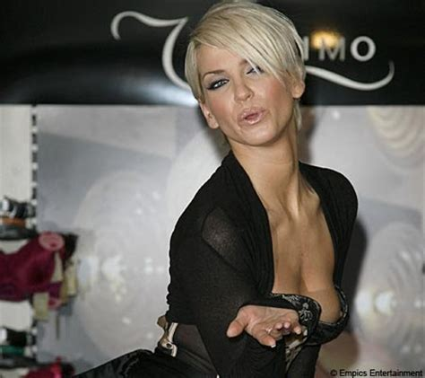 "mark wadsworth: ""sarah harding's boobs pop out"""