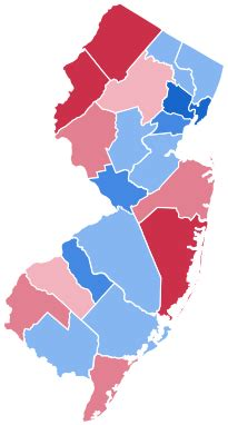 united states presidential election in new jersey, 2016