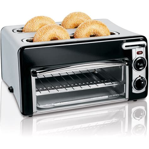 Hamilton Toastation 4 Slice Toaster Oven hamilton toastation 4 slice toaster oven appliances walmart