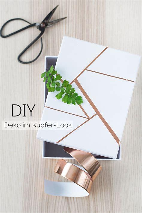 Leinwand Selbst Gestalten 701 by Diy Deko Im Kupfer Look Karten